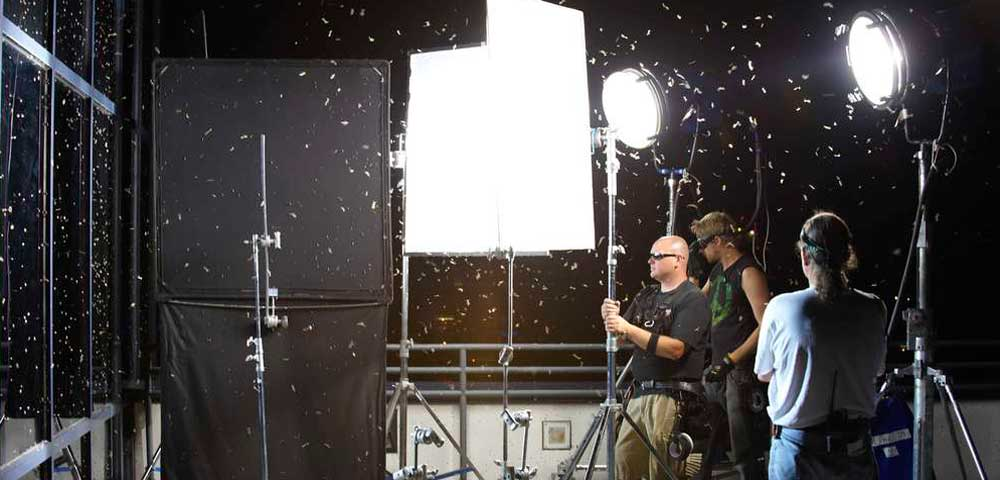 georgia film production crew