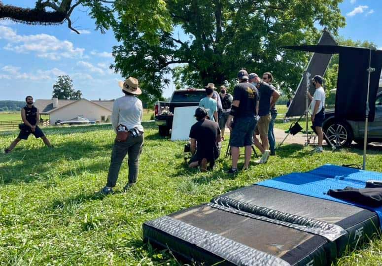 atlanta film crew production